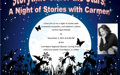 Storytime Under the Stars: A Night of Stories with Carmen