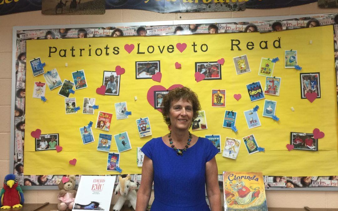 SWFLN Institutional Member, Veterans Memorial Elementary School, named National School Library Program of the Year!