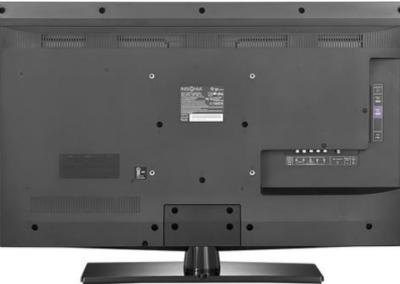 "Insignia 39"" HDTV (back)"