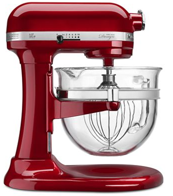 Pro 600™ Design Series 6 Quart Bowl-Lift Stand Mixer