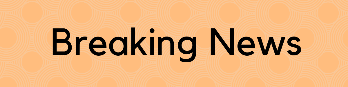 breaking news banner