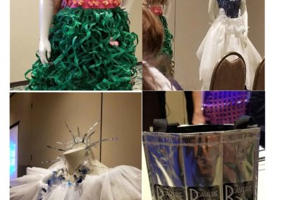 Images from Manatee County Recycled Dream Fashion Show