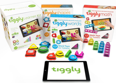 Picture of the Tiggly Learner Kit