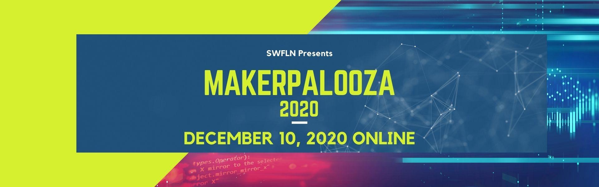 makerpalooza 2020 Logo