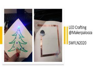 makerpalooza LED Crafting