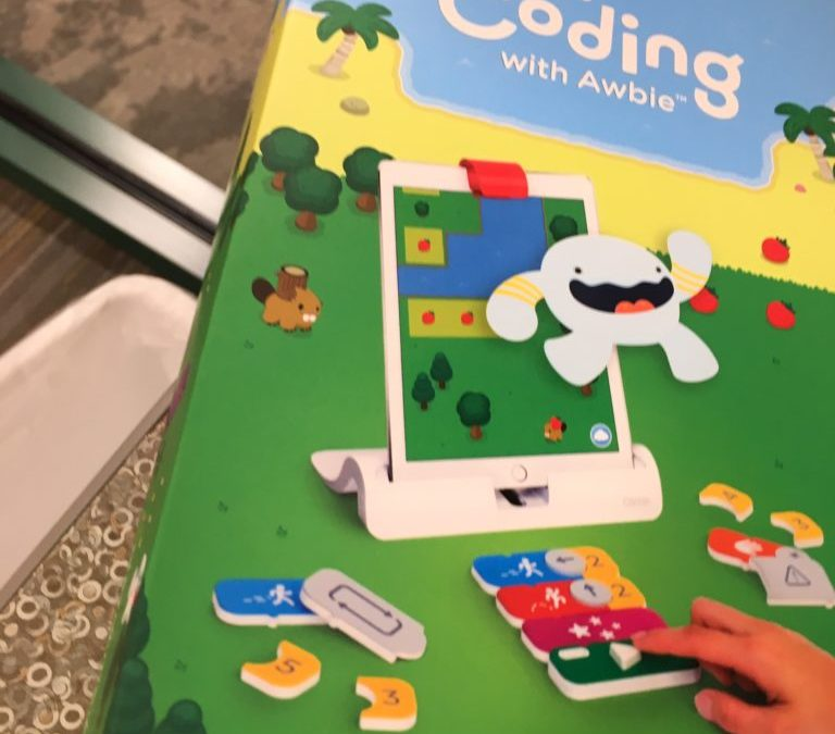 Kid's Coding Events at the Sanibel School